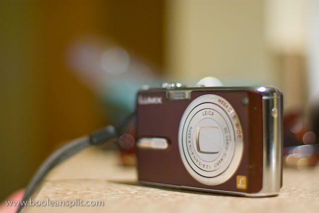 Panasonic Lumix FX07