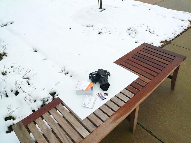 snow studio
